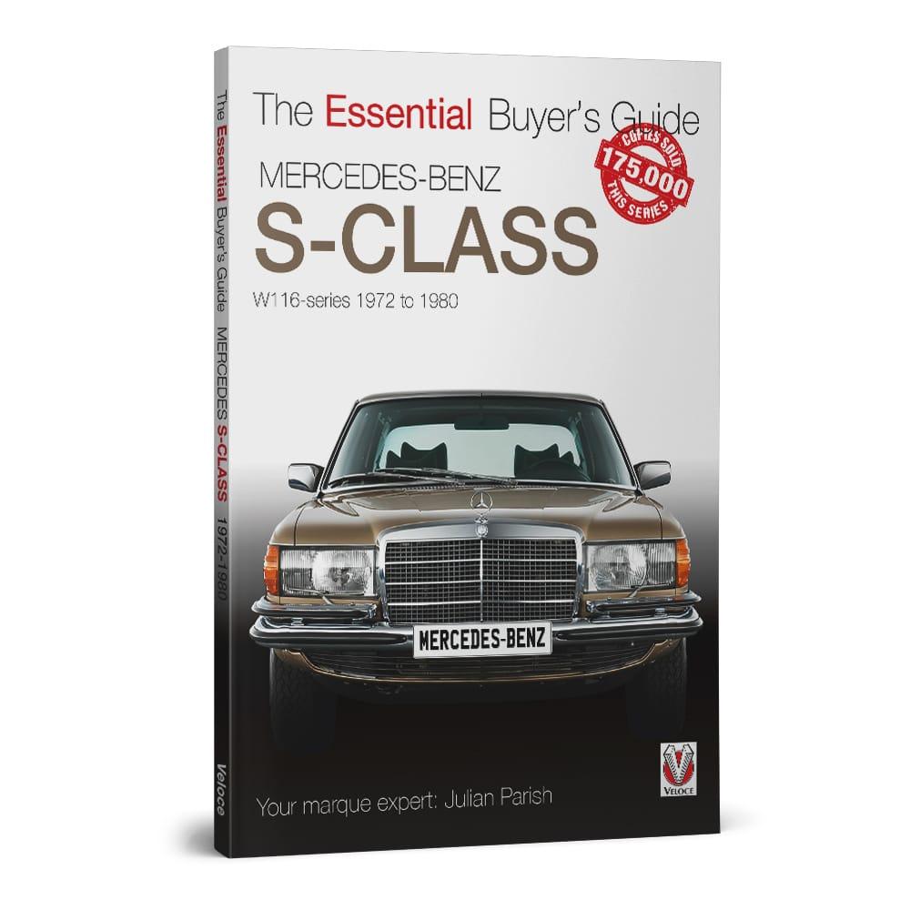 Mercedes-Benz S-Class W116 EBG