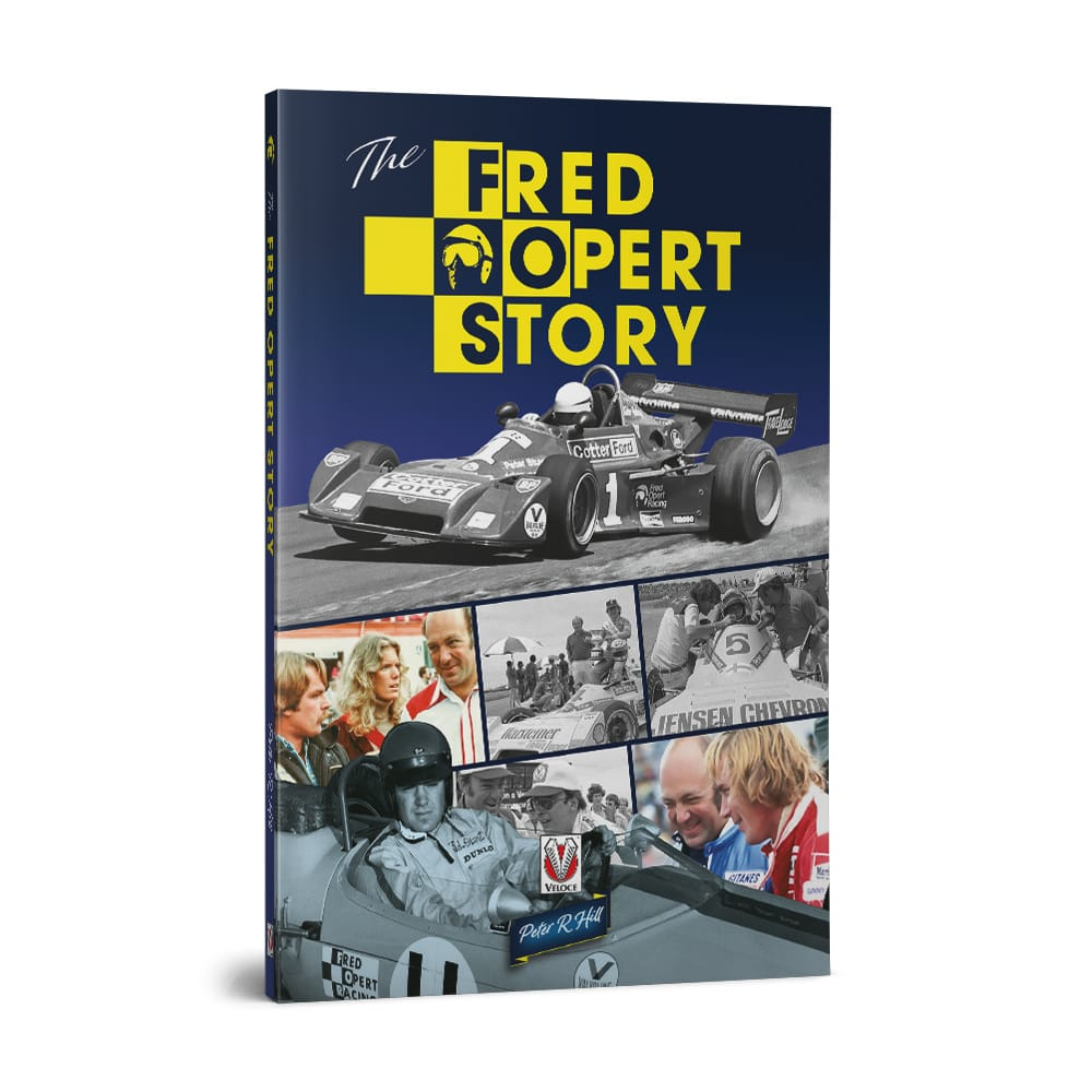 The Fred Opert Story