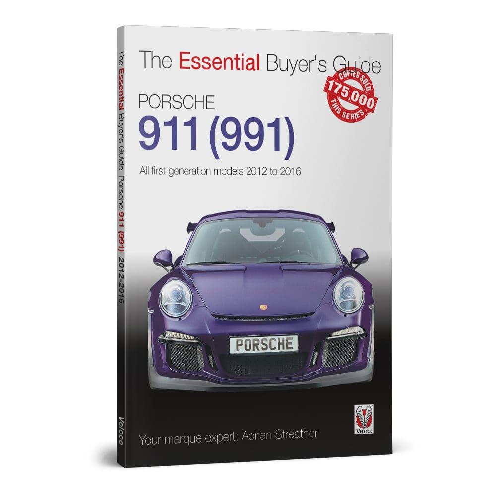 Porsche 911 (991) EBG