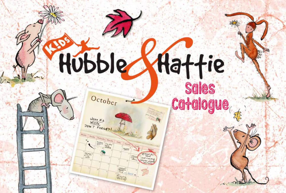Hubble & Hattie Kids! Catalogue