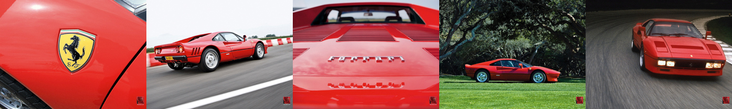 The Book of the Ferrari 288 GTO wallpapers