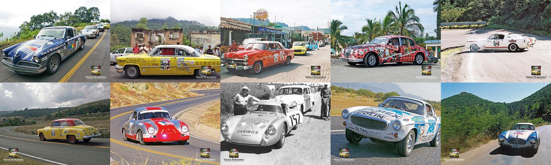 La Carrera Panamericana wallpapers
