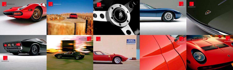 The Lamborghini Miura Bible wallpapers