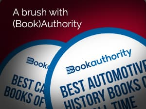 A bursh with (Book)Authority