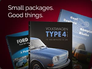 Small packages: Good things.