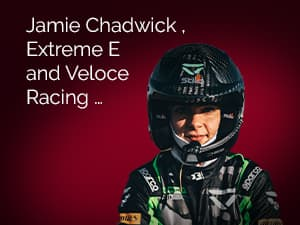 Jamie Chadwick joins Extreme E with Veloce Racing