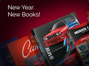 New year. New Books!