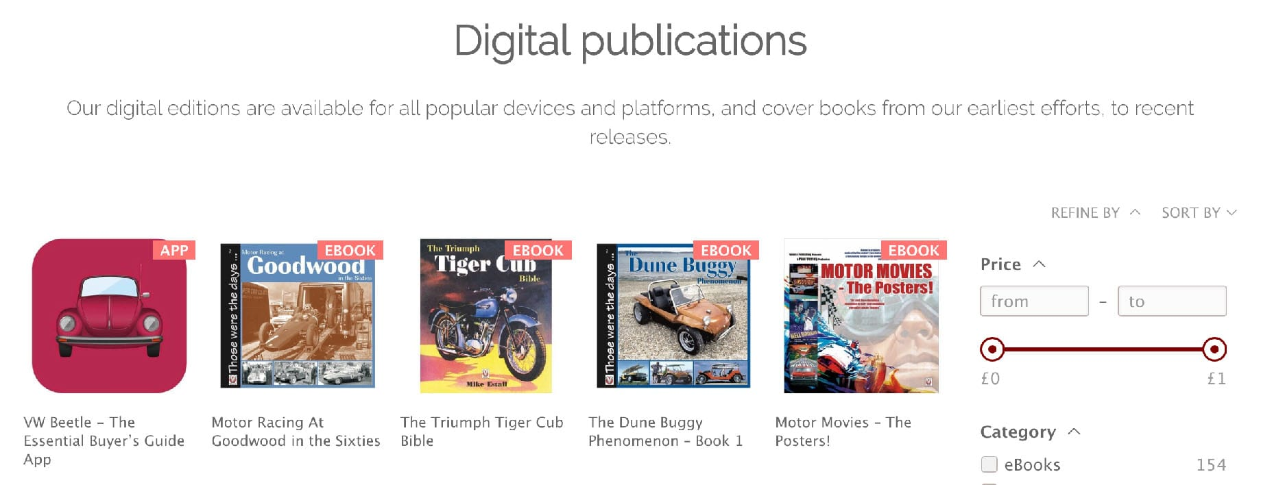 digital publication tags