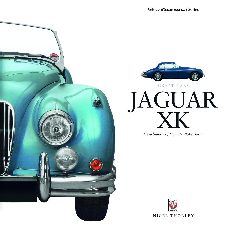 Jaguar XK – A Celebration of Jaguar