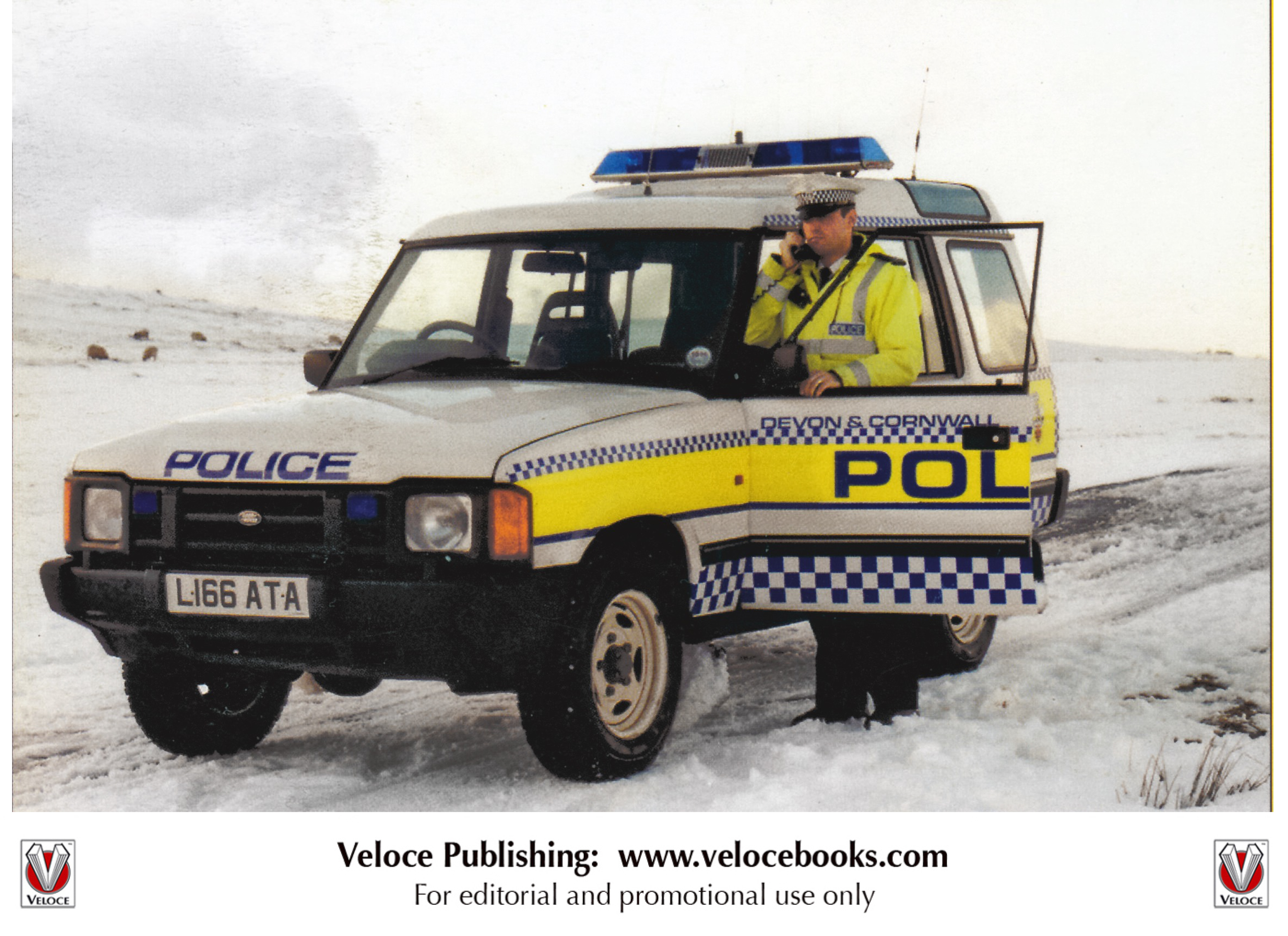 Land Rover Emergency Vehicles, by James Taylor