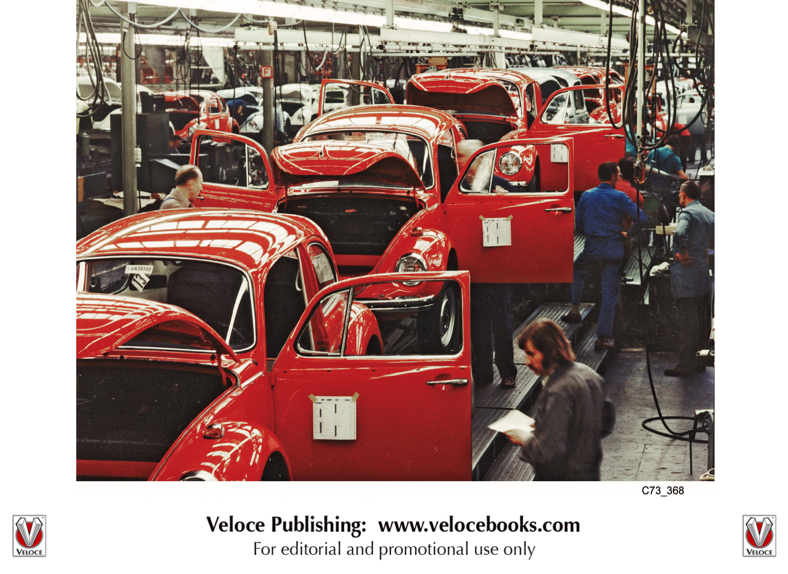 Volkswagen Beetle – A Celebration of the World