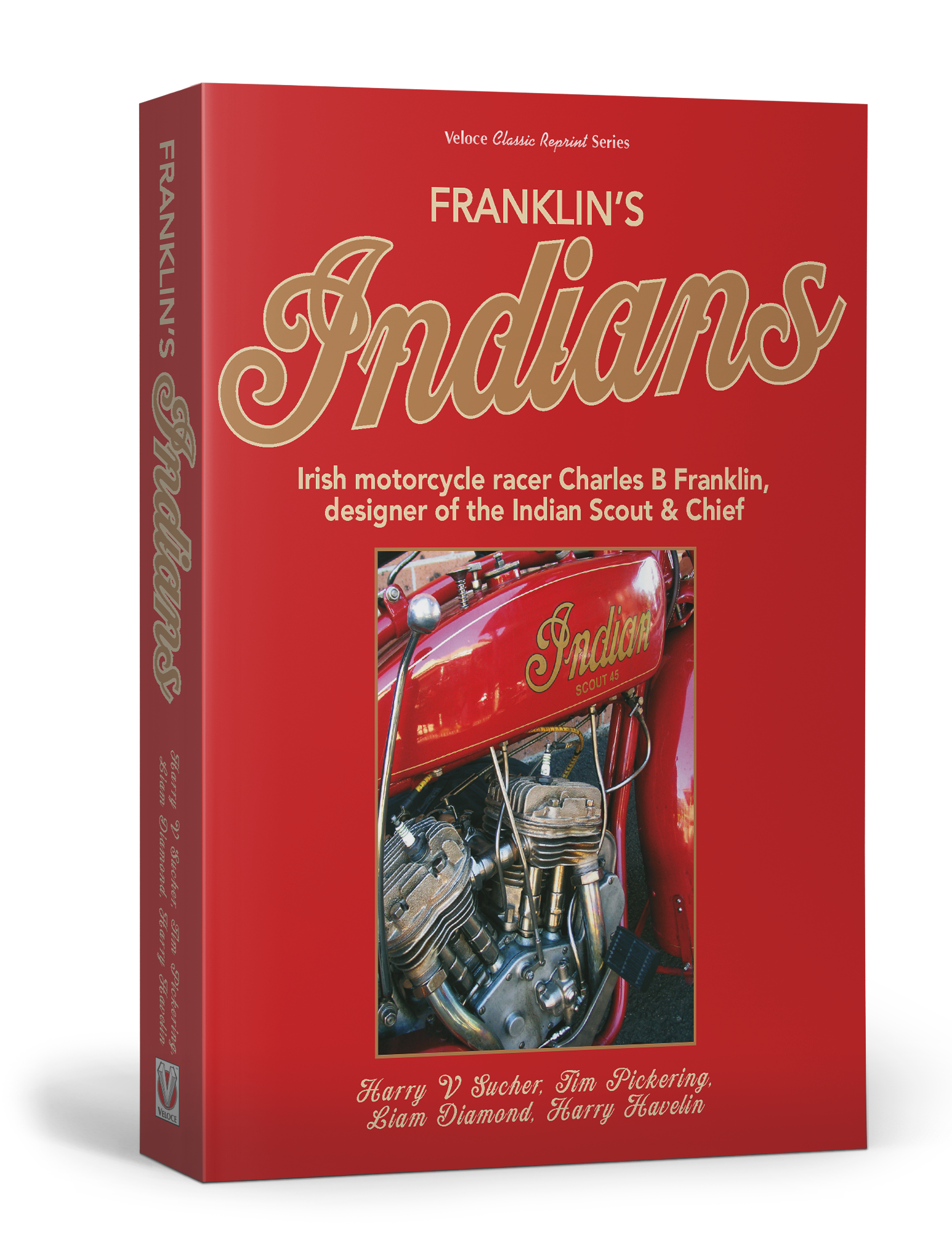 Franklin's Indians by Harry Sucher
