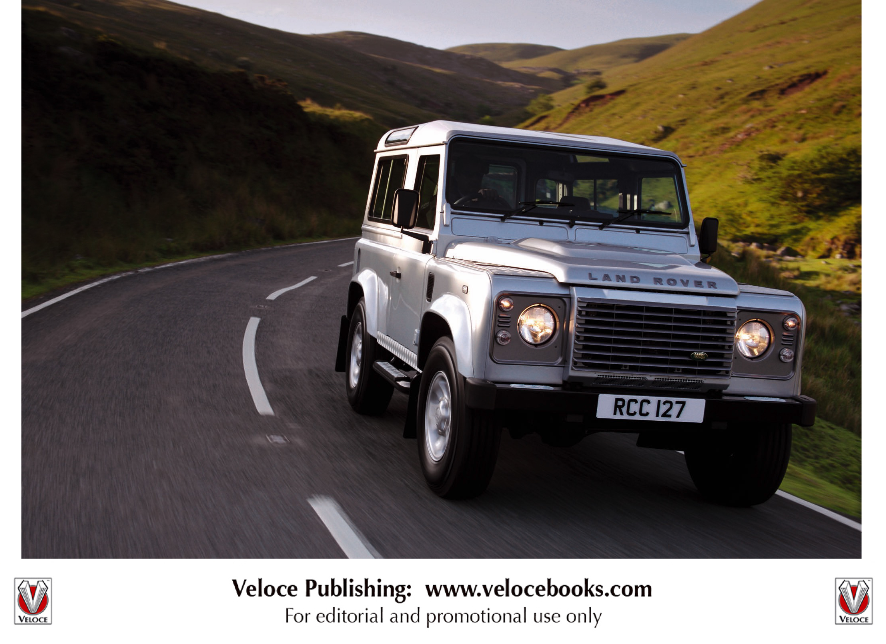 Land Rover Design - 70 years of success by Nick Hull