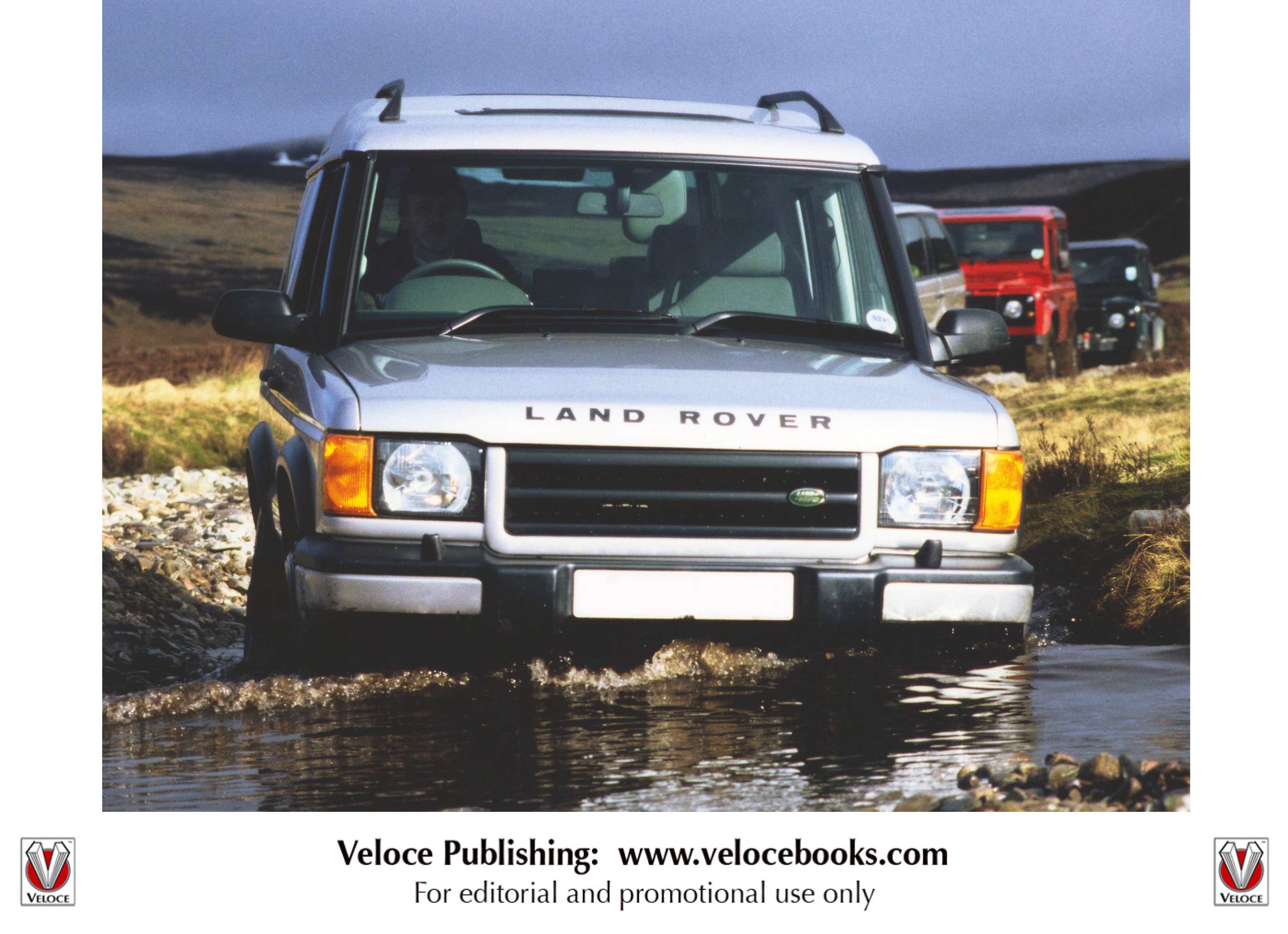 Land Rover Discovery Series II – The Essential Buyer