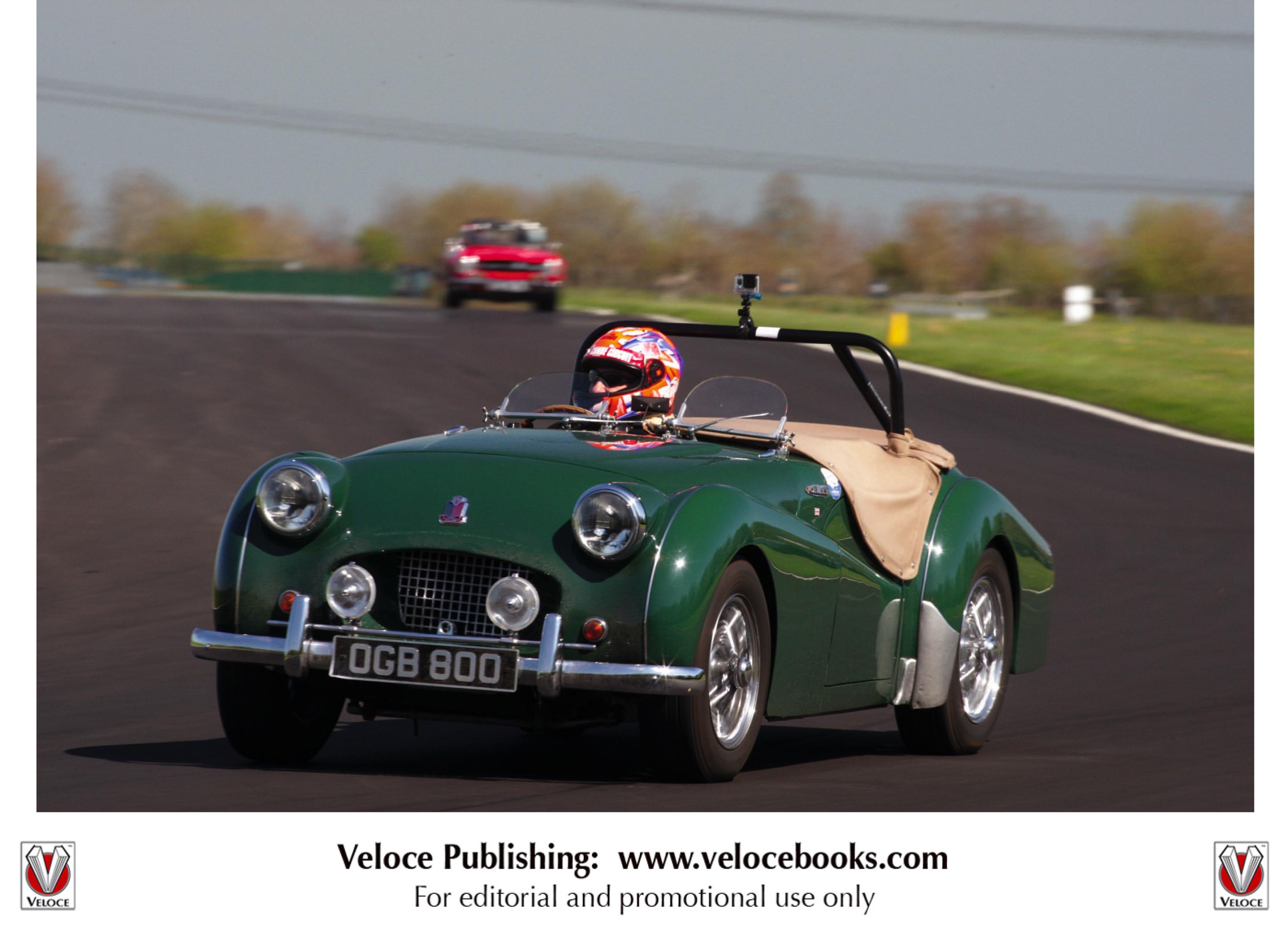 Triumph TR2 & TR3 – The Essential Buyer
