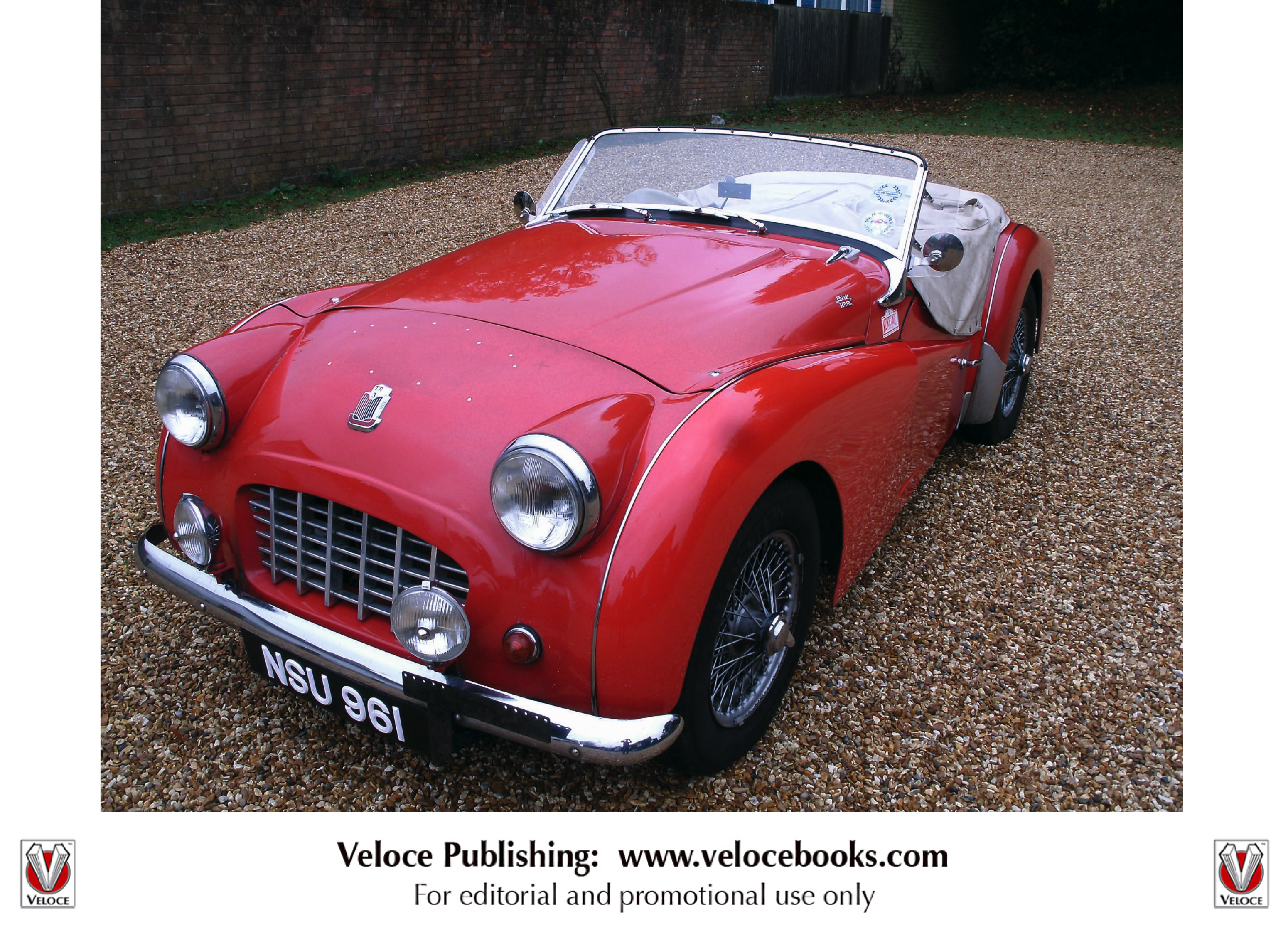 Triumph TR2 & TR3 - The Essential Buye's Guide
