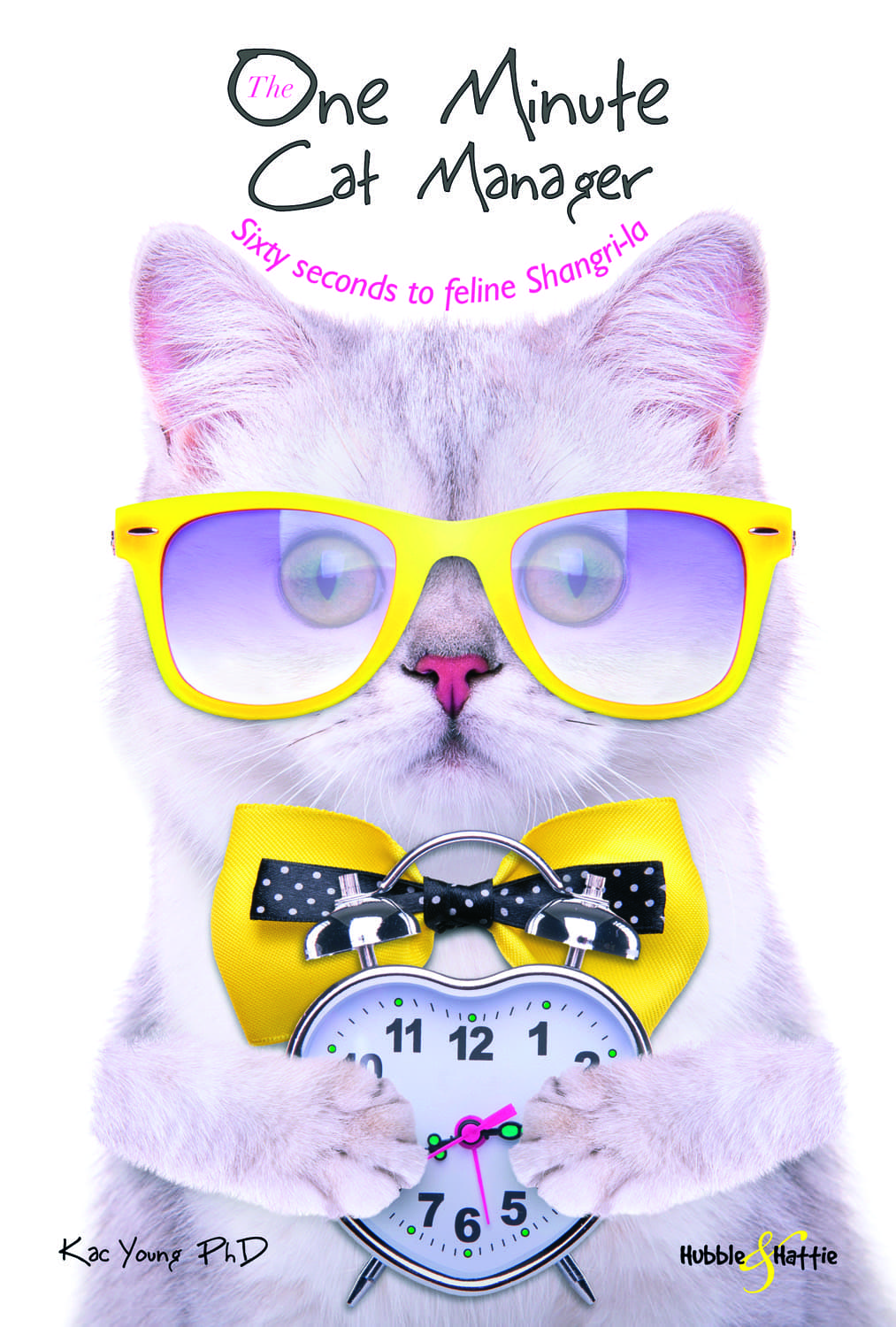 The One Minute Cat Manager – Sixty seconds to feline Shangri-la Cover
