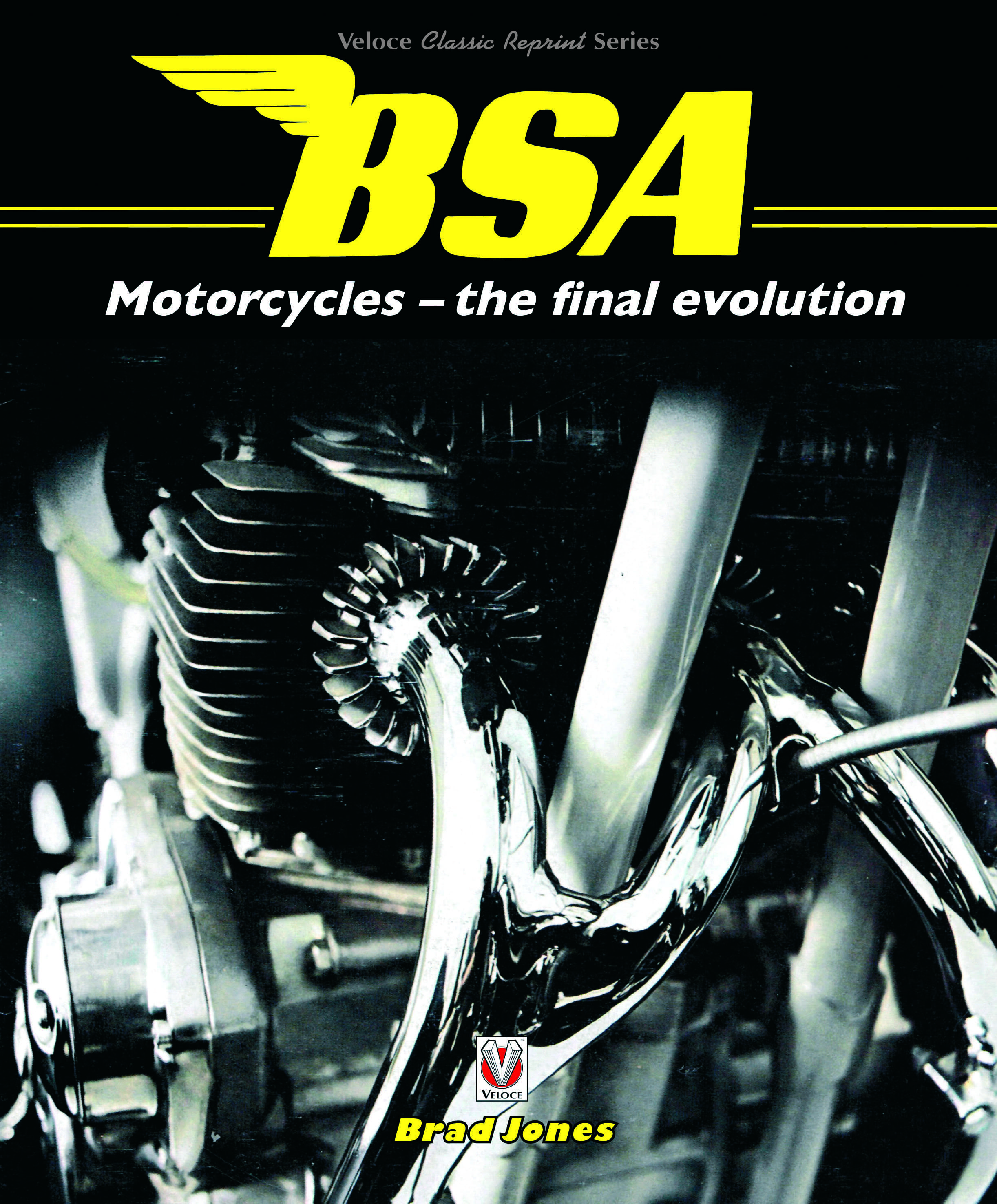 BSA Motorcycles - the final evolution cover