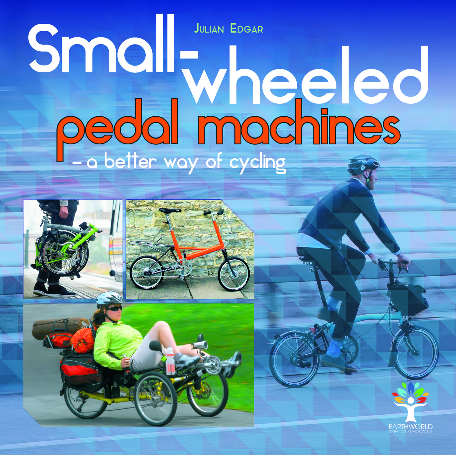Small-wheeled pedal machines cover