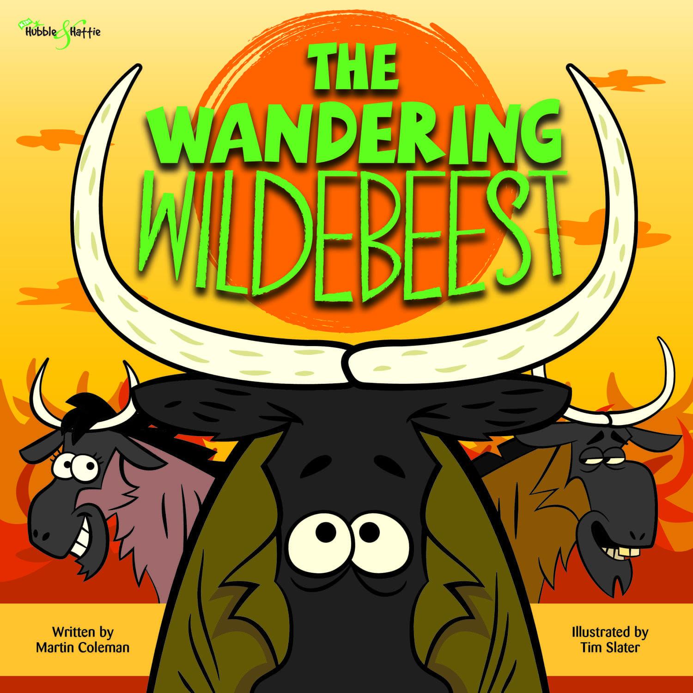 The Wandering Wildebeest cover