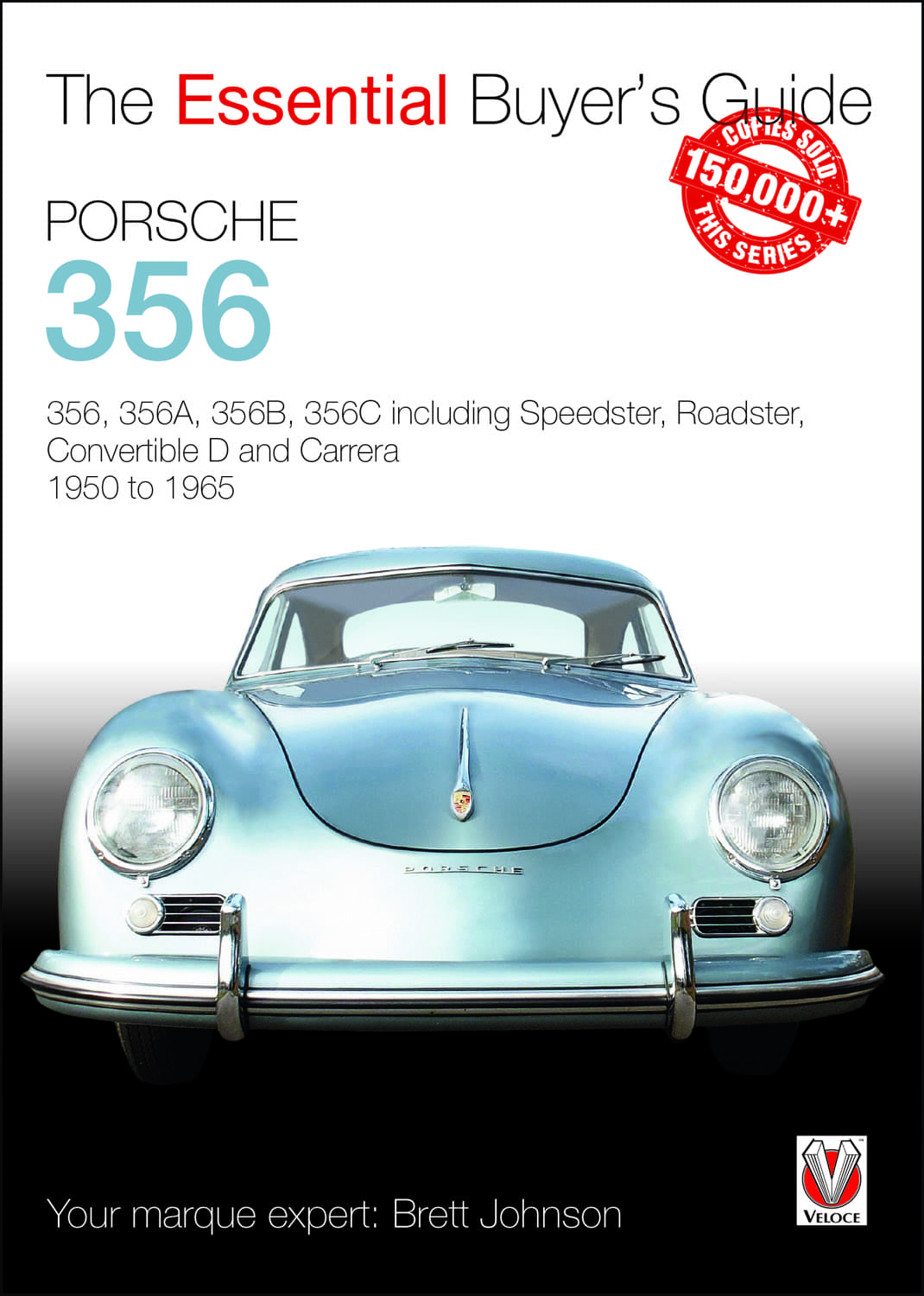 Porsche 356 - The Essential Buyer's Guide cover