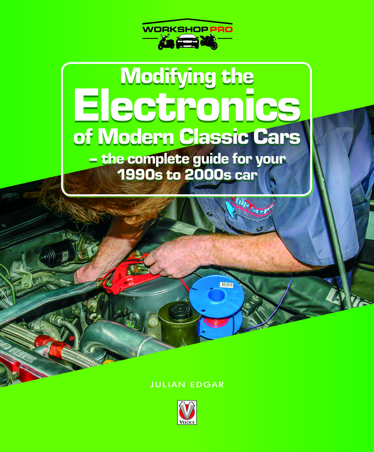 Modifying the Electronics of Modern Classic Cars – the complete guide for your 1990s to 2000s car cover