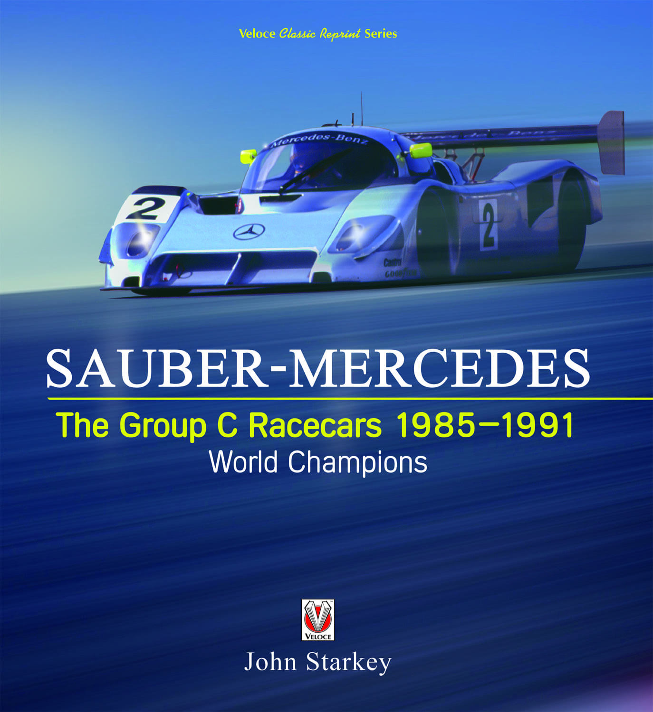 SAUBER-MERCEDES  cover
