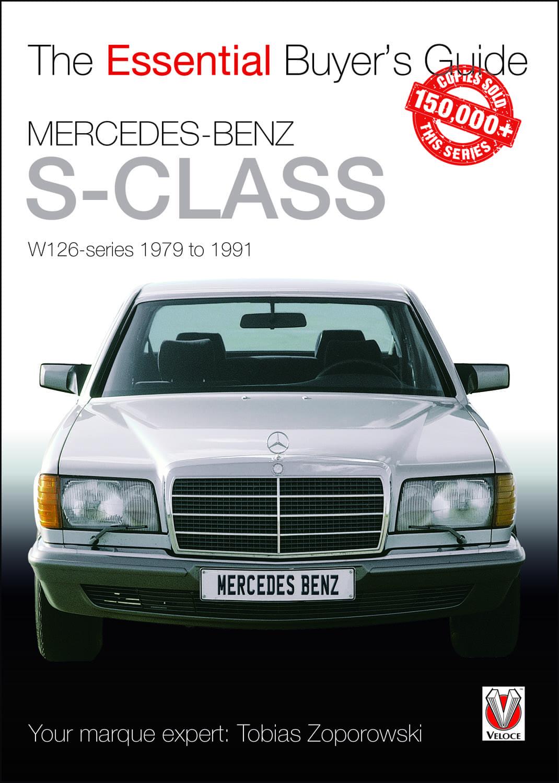 Mercedes-Benz S-Class W126 cover