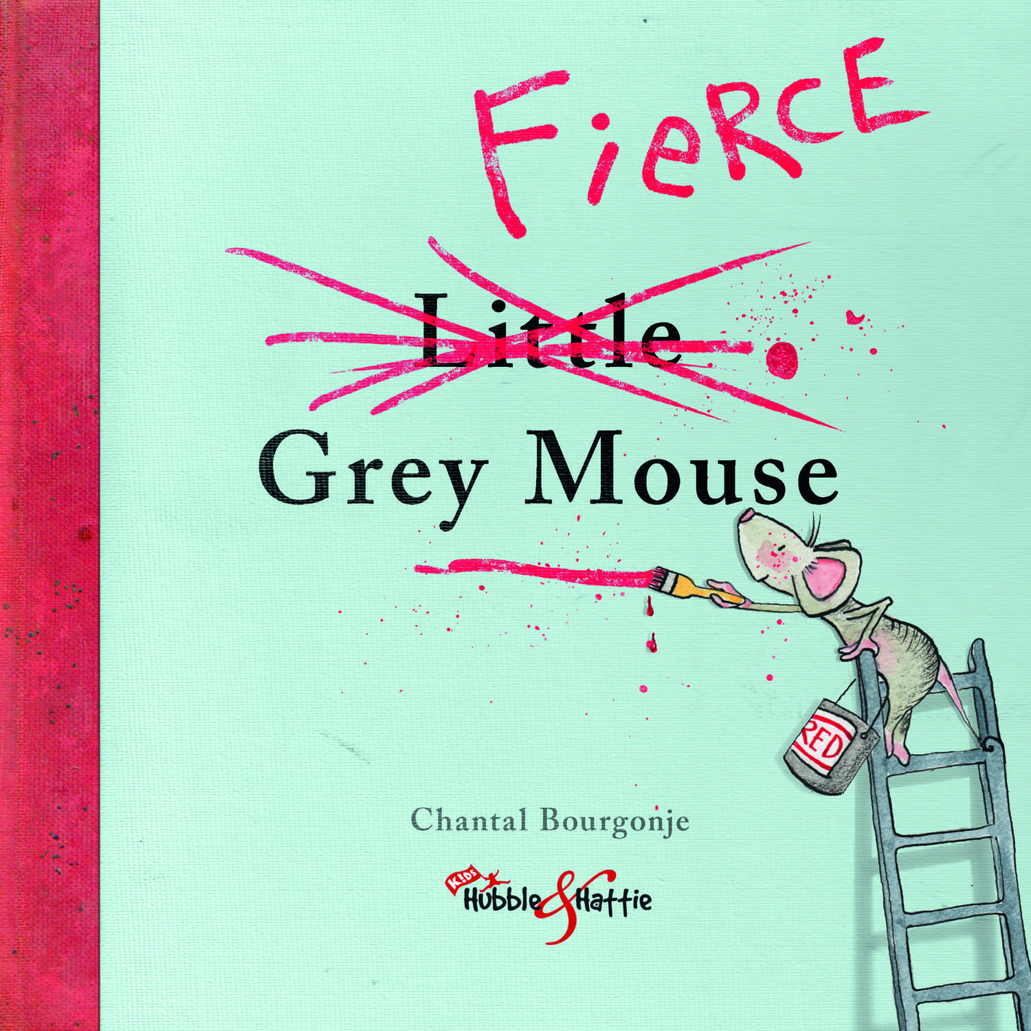 Fierce Grey Mouse cover