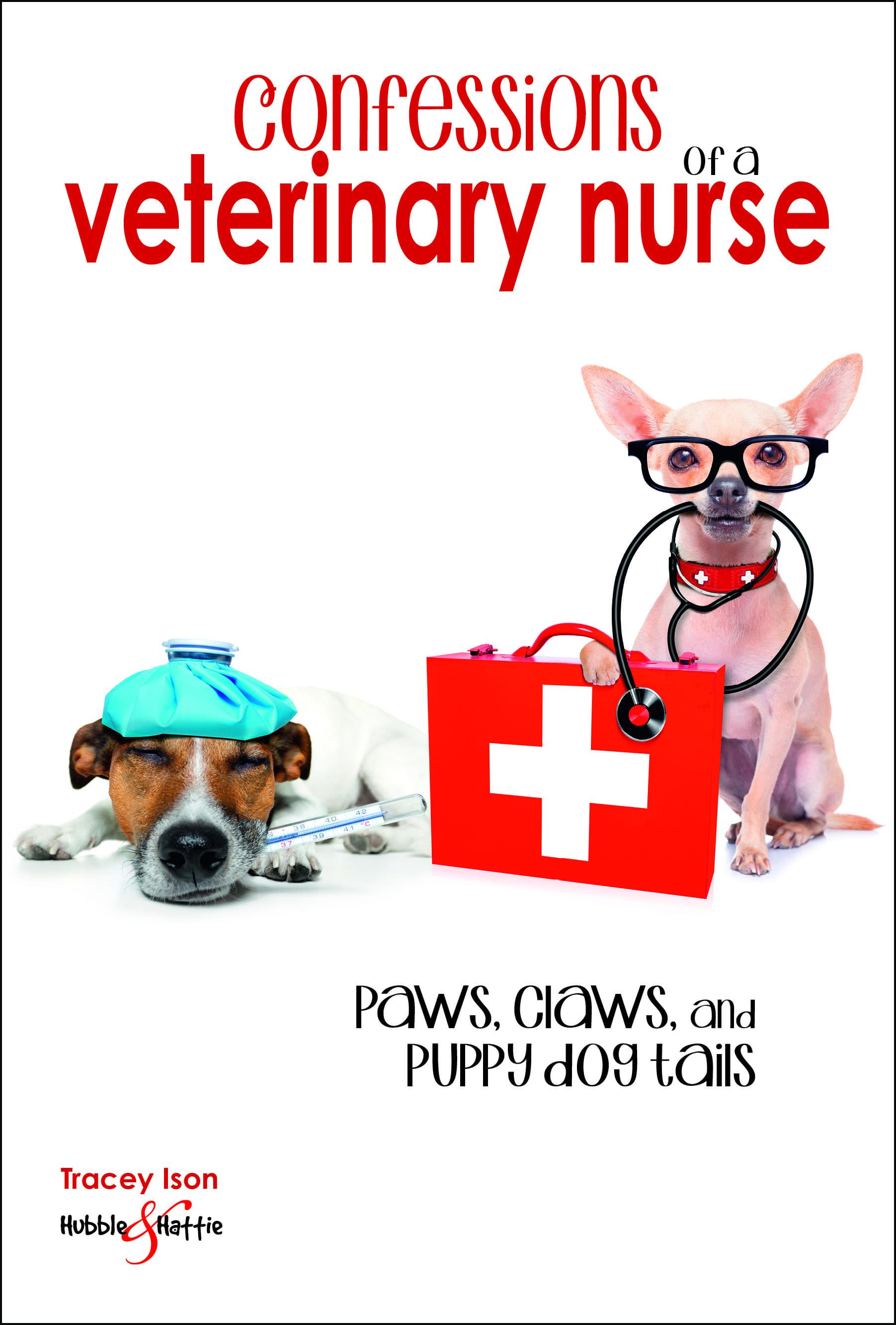 Confressions of a veterinary nurse cover