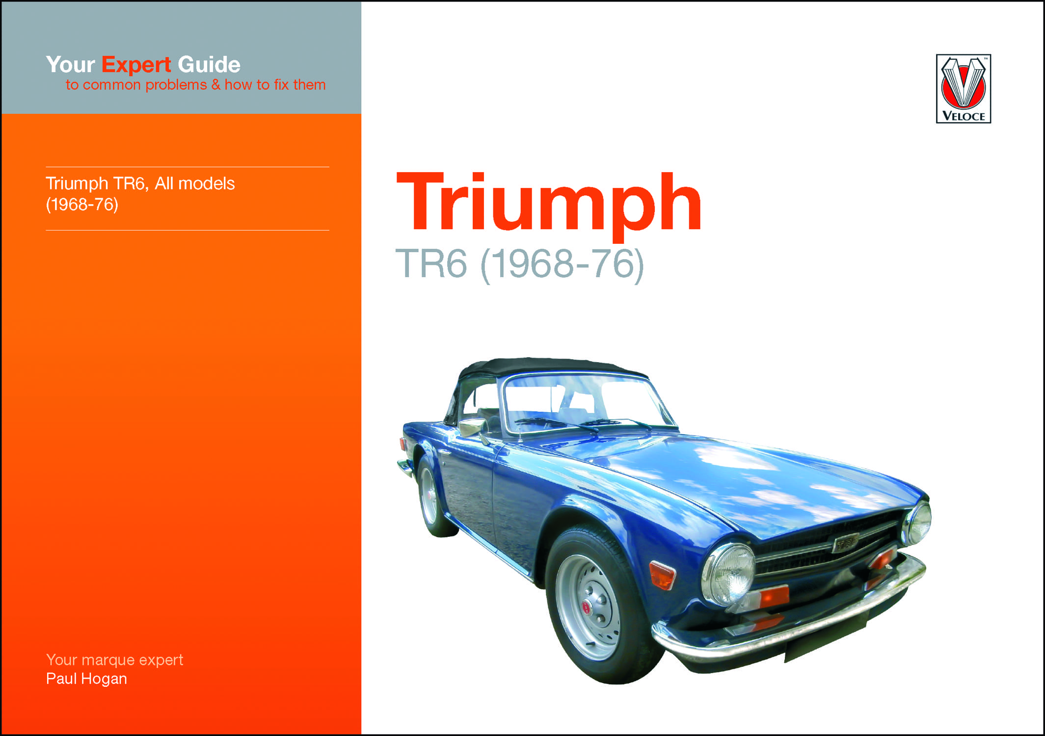 Triumph TR6 – Your expert guide to common problems & how to fix them cover