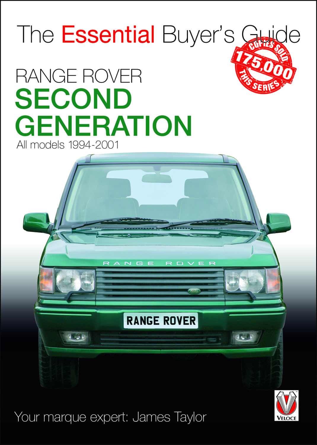 Range Rover 2nd Generarion - The Essential Buyer's Guide cover