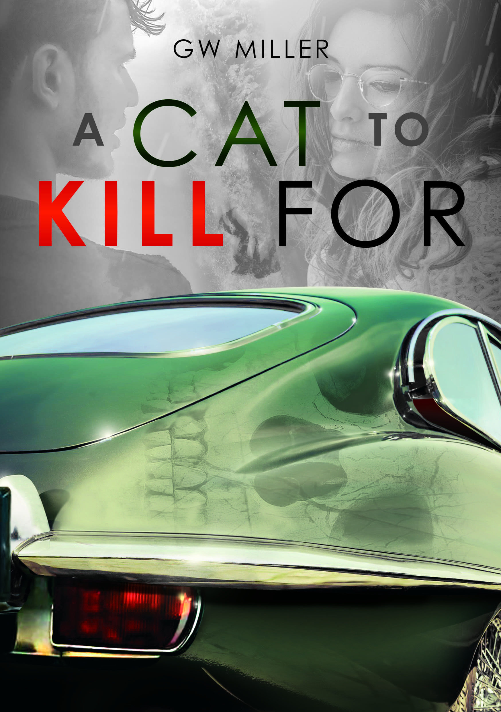 A Cat to Kill For cover