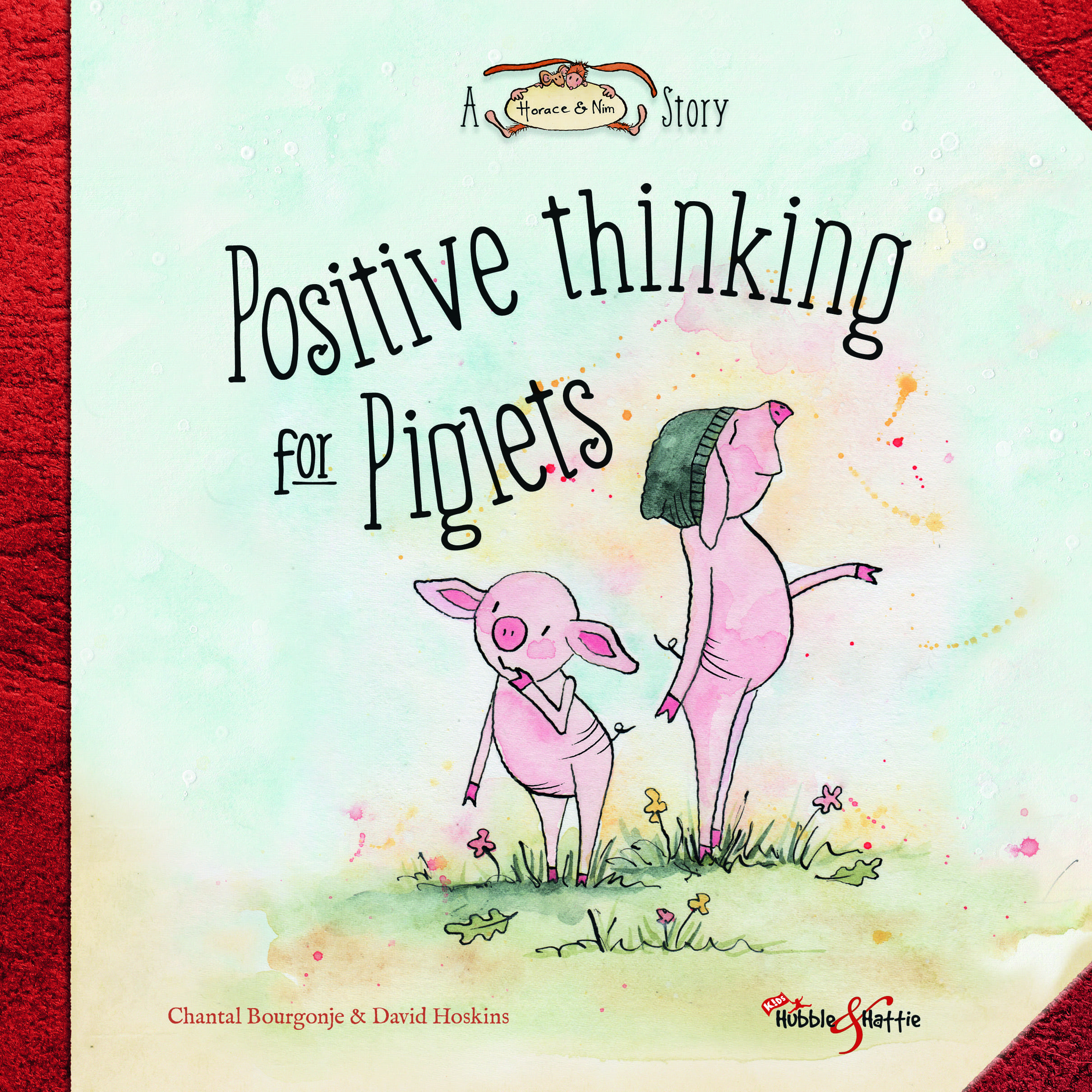 Positive Thinking for Piglets book cover