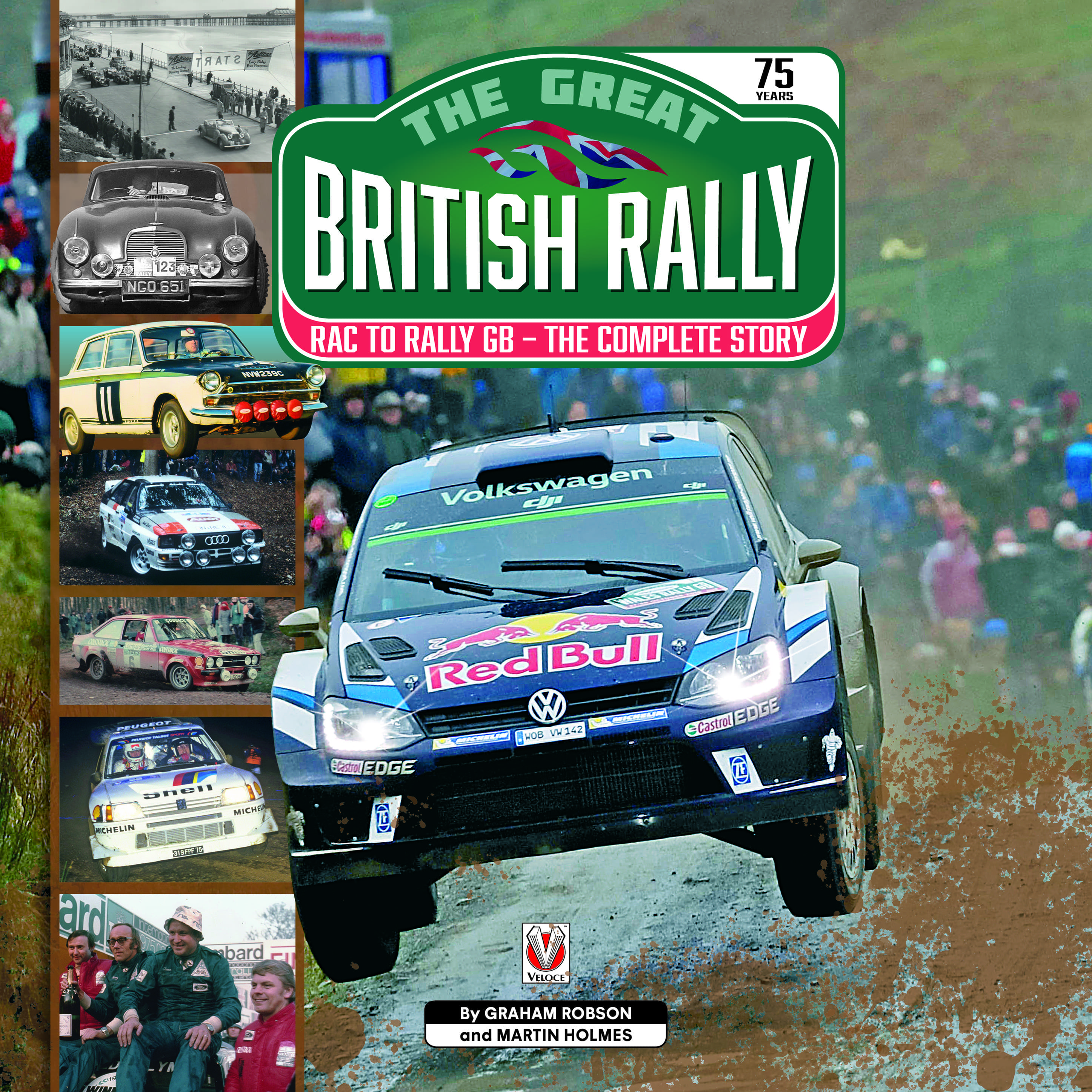 The Great British Rally cover