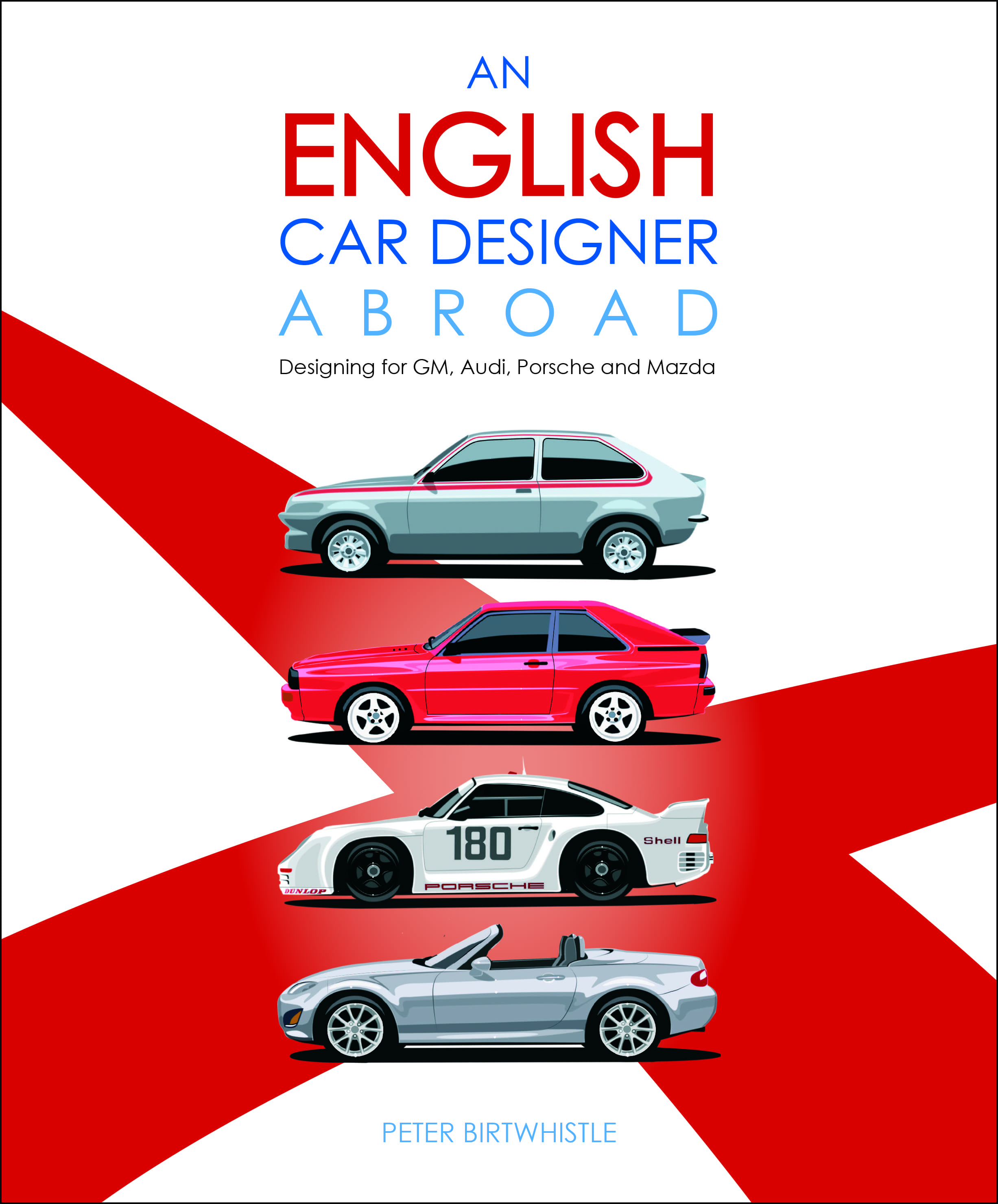 An English Car Designer Abroad cover