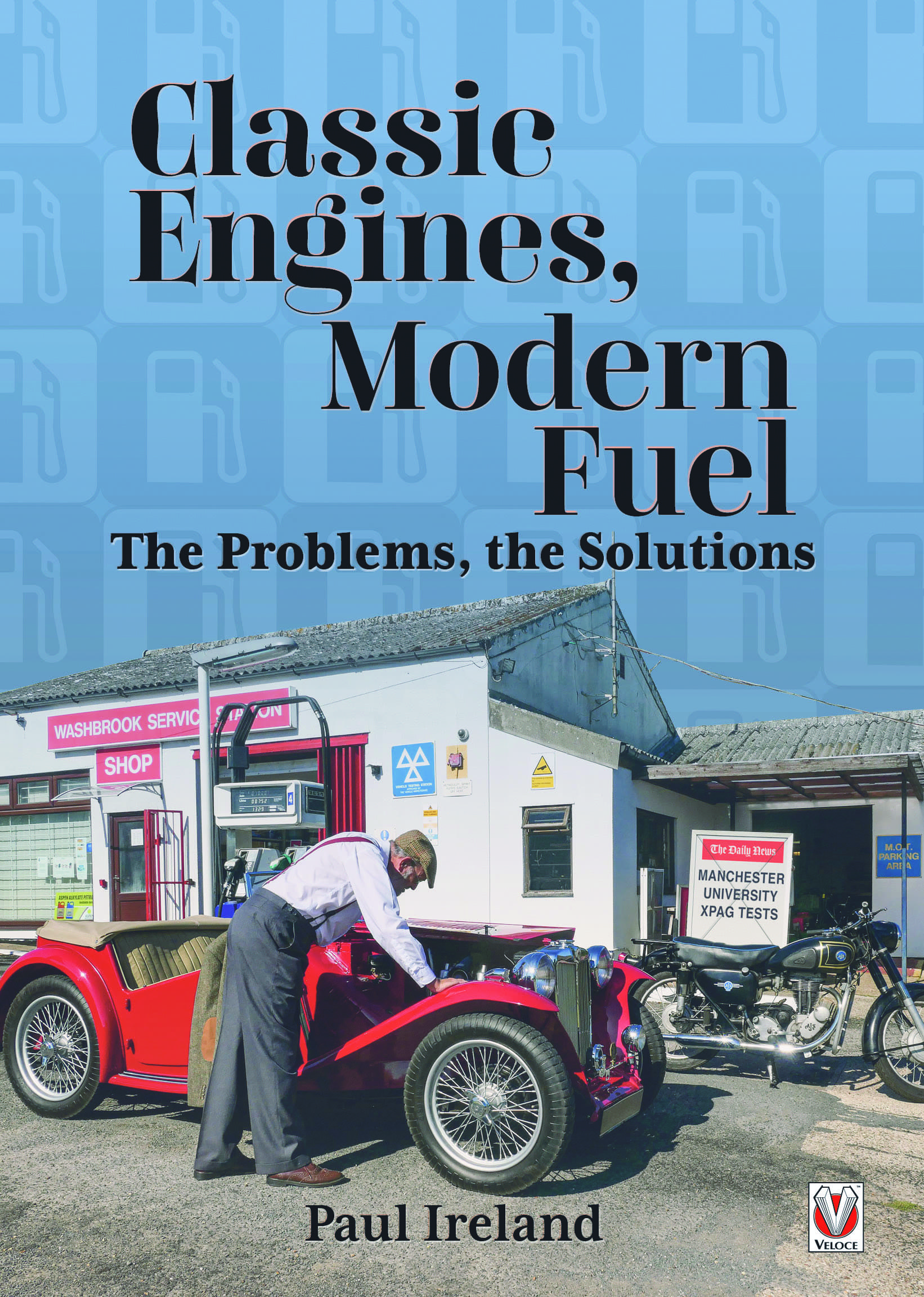 Classic Engines, Modern Fuel cover