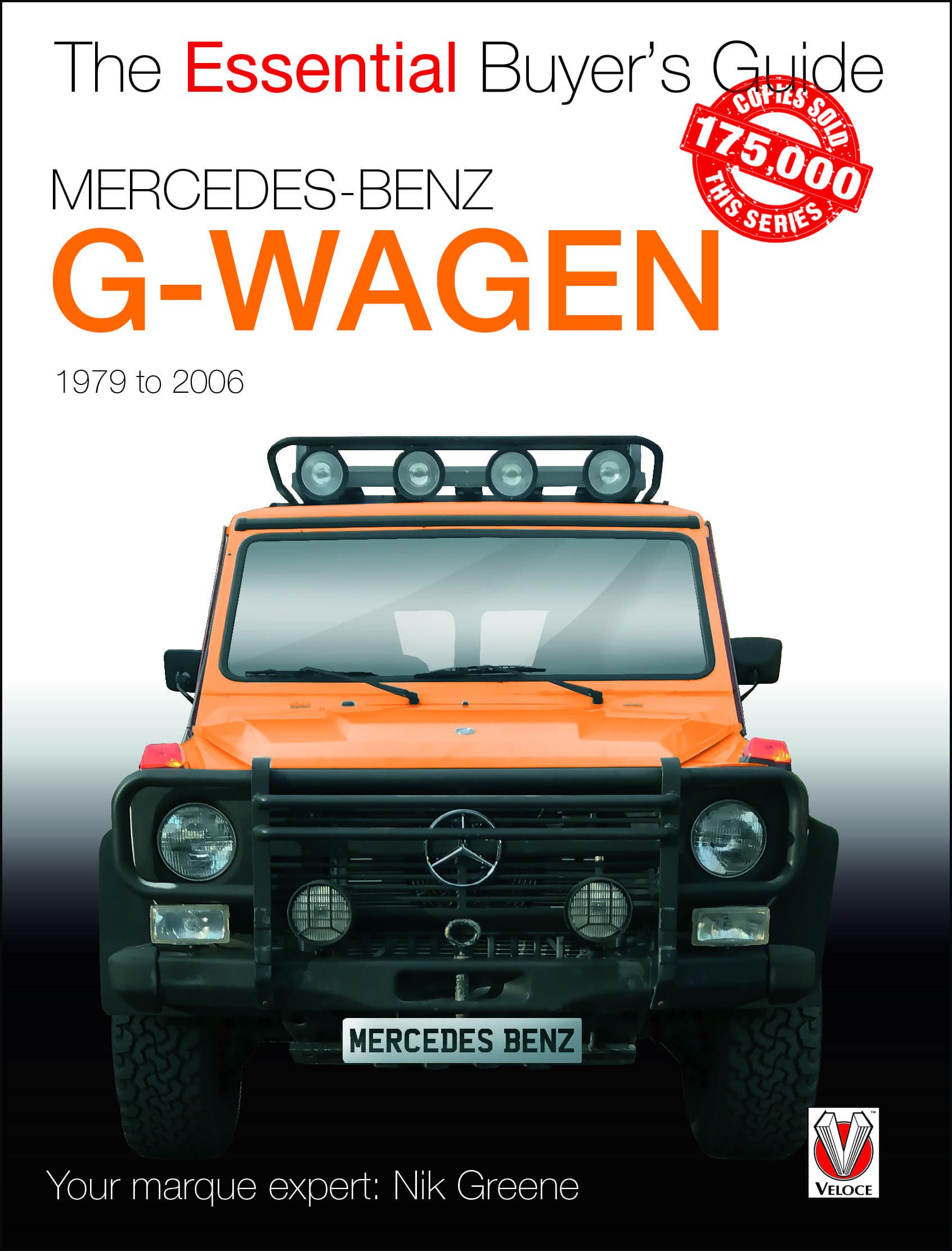 Mercedes-Benz G-Wagen EBG cover