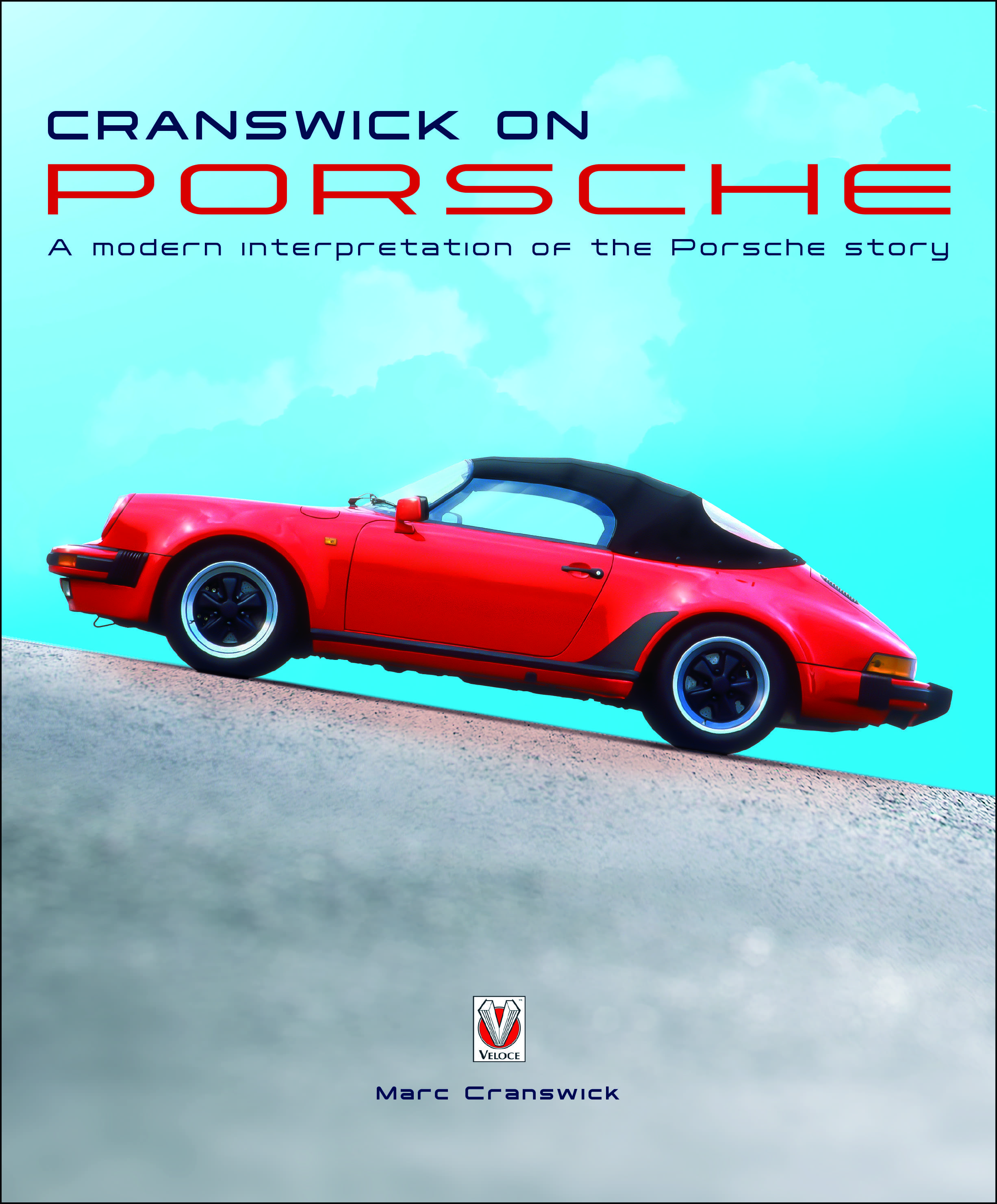 Cranswick on Porsche cover