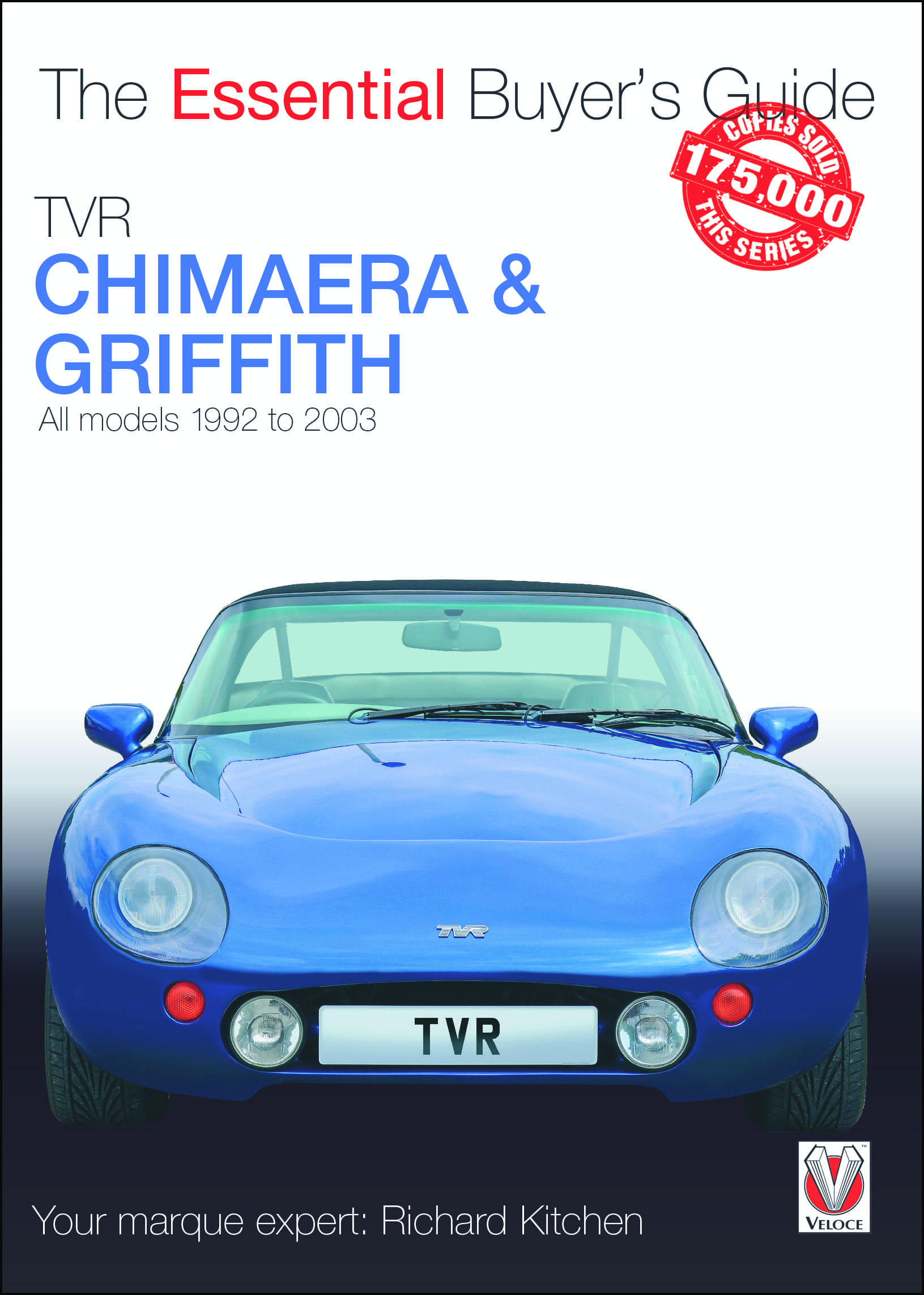 TVR Chimaera & Griffith  cover