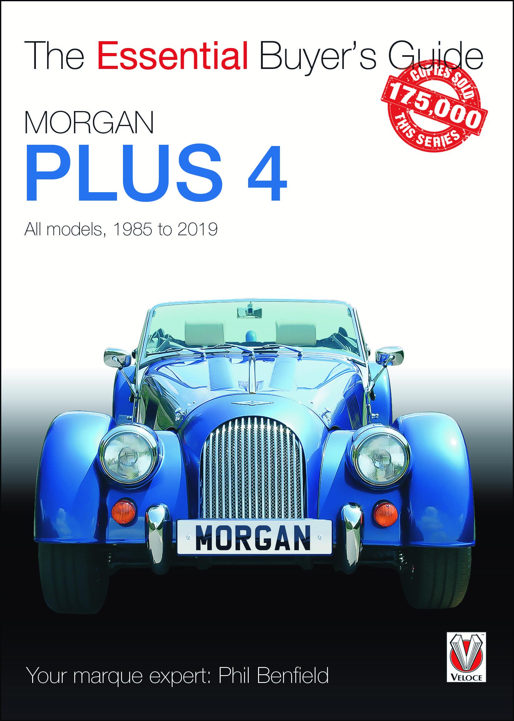 Morgan Plus 4 EBG cover
