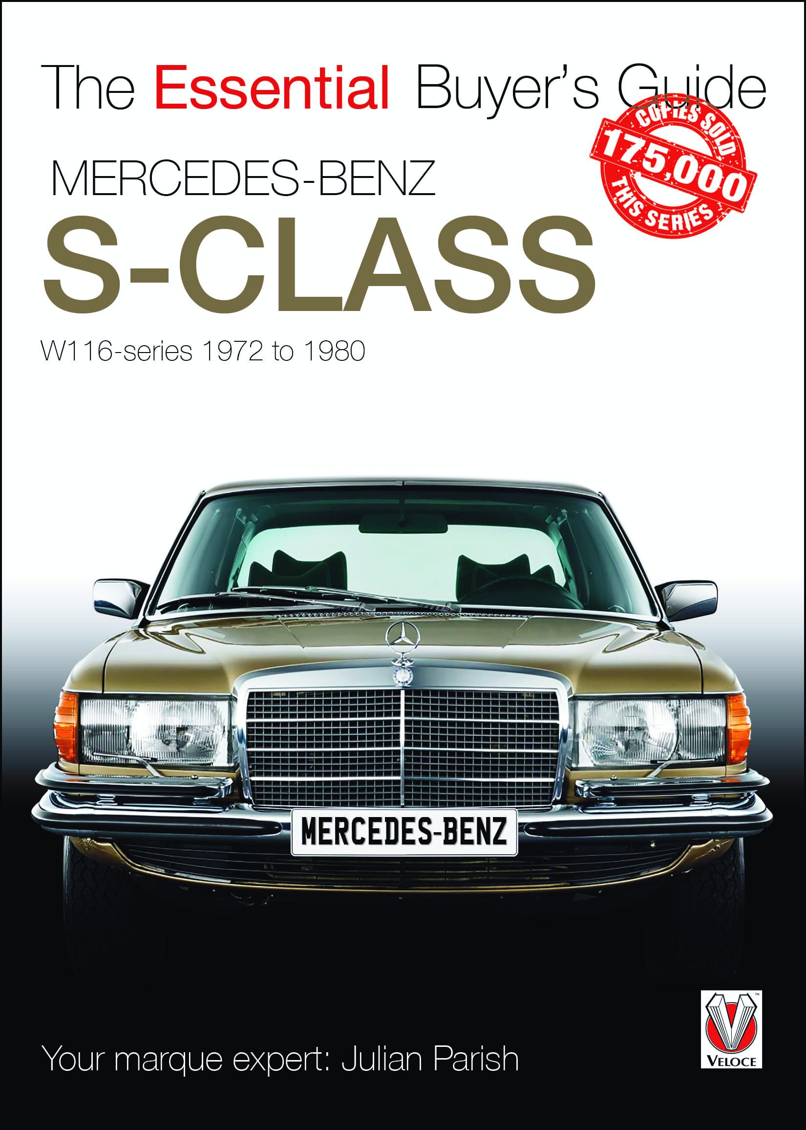 Mercedes Benz S-Class 1972-1980 (W116) EBG  cover