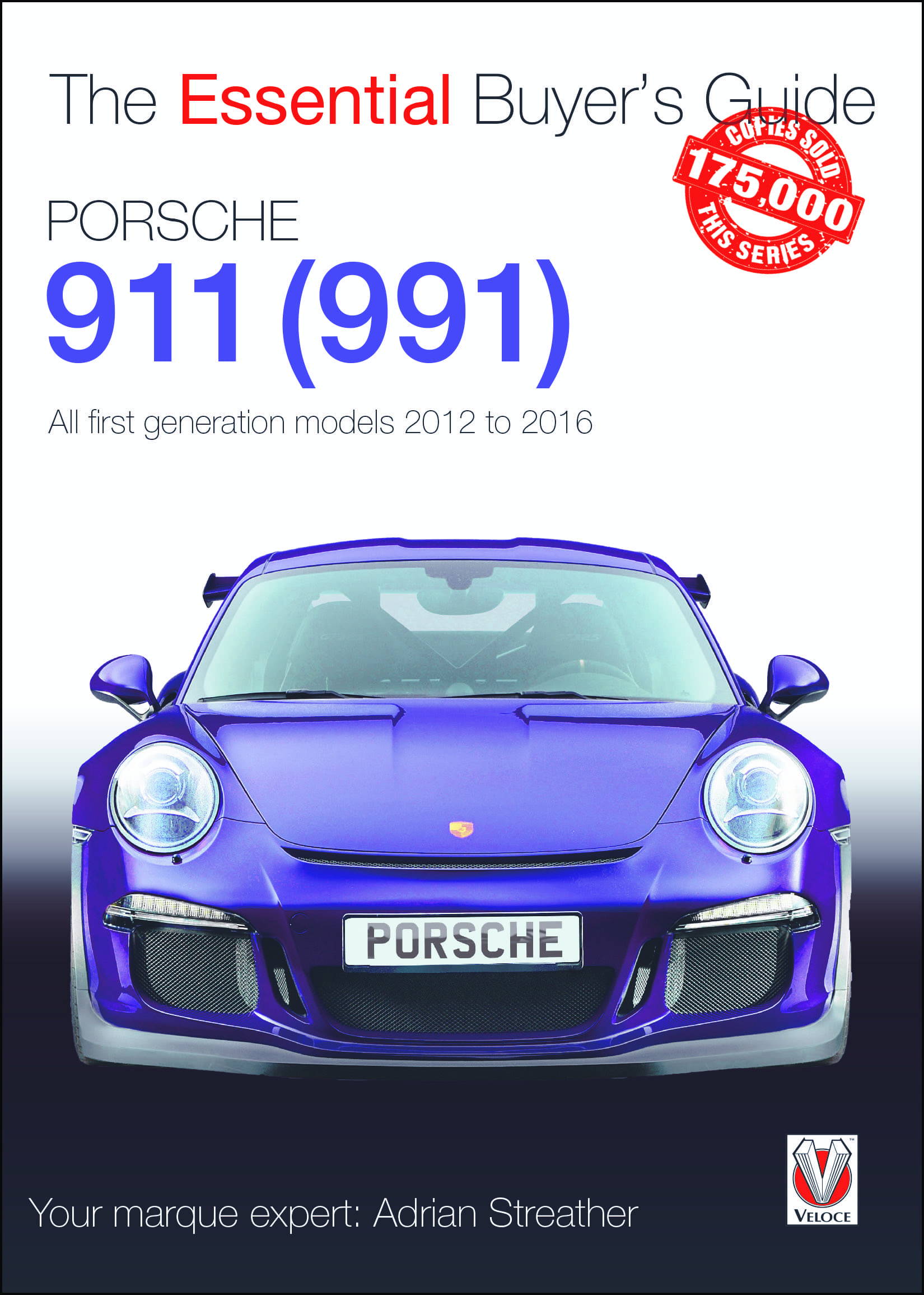Porsche 911 (991) EBG  cover