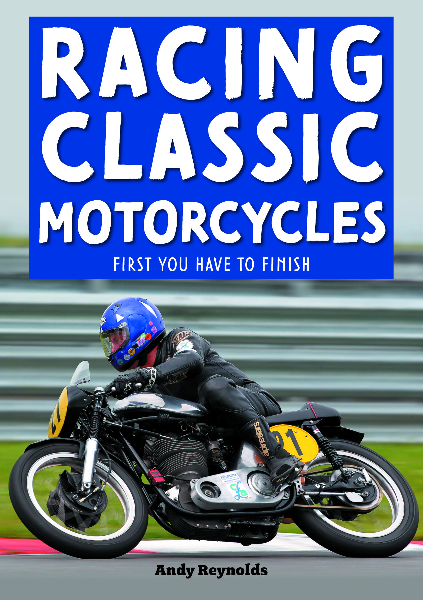 Racing Classic Motorcycles  cover