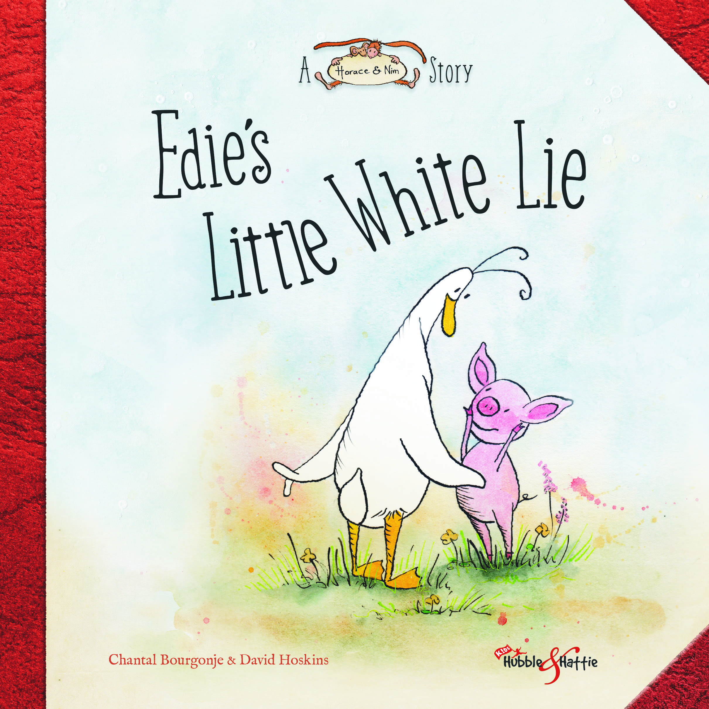 Edie's Little White Lie - A Horace & Nim Story