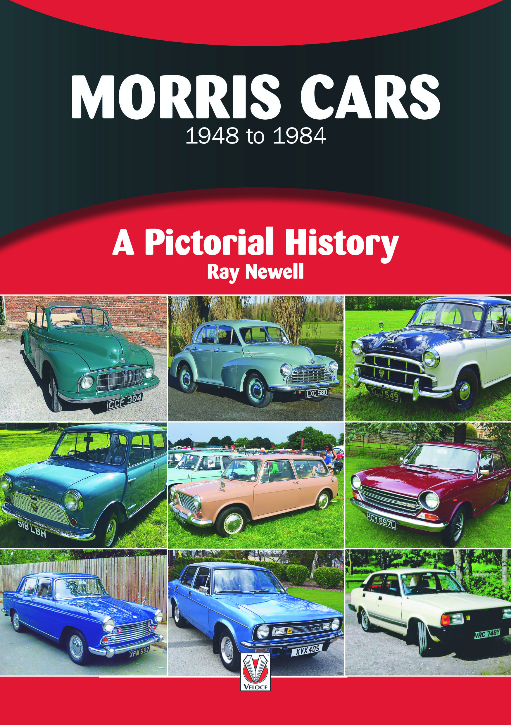 Morris Cars 1948-1984 - A Pictorial History