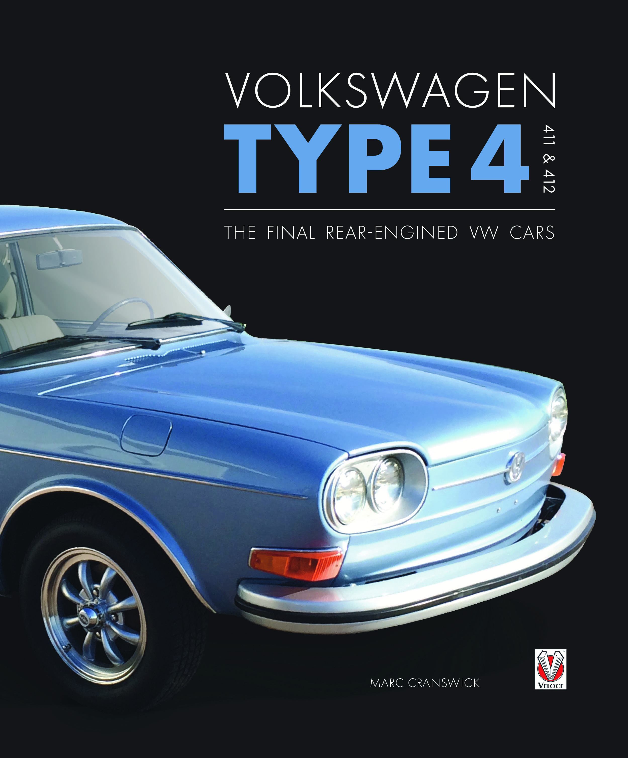 Volkswagen Type 4, 411 and 412 – The final rear-engined VW cars