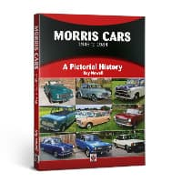 Morris Cars 1948-1984 - Pictorial History