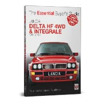 Lancia Delta HF 4WD & Integrale - 1986 to 1994 Essential Buyer's Guide
