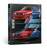 BMW M3 & M4 - The complete history of these ultimate driving machines